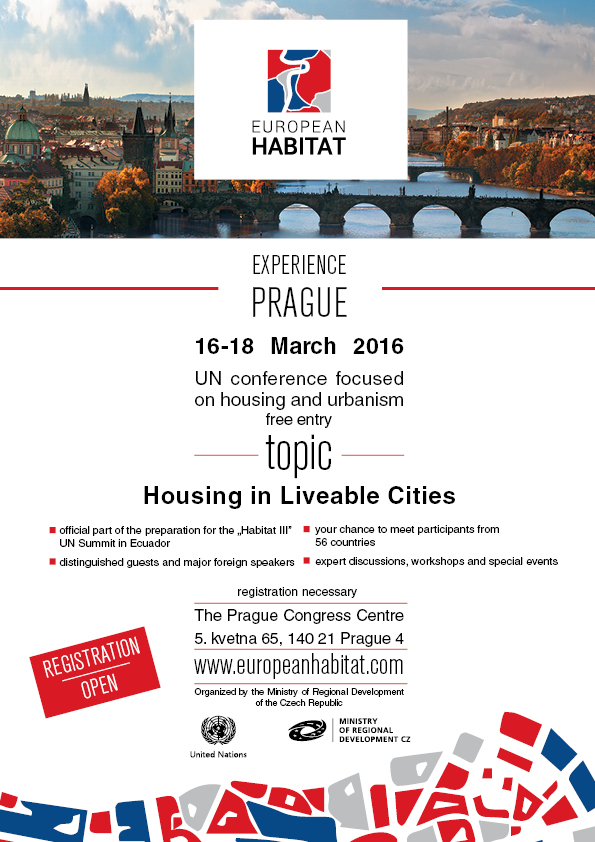 "International Conference with topic: ""Housing in Liveable Cities"""