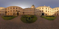 Archbishop Chateau in Kroměříž