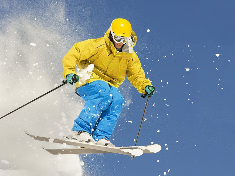 Enjoy winter fun in the Czech mountains!