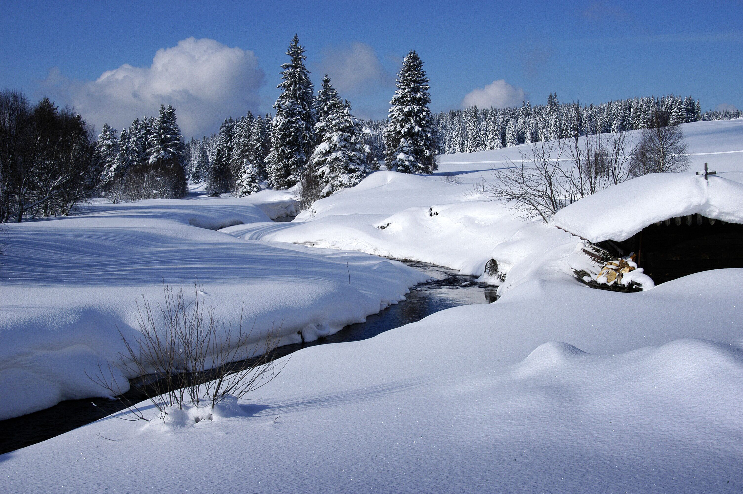 Enjoy winter in the Czech Republic with a discount