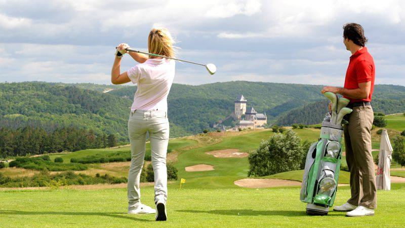 Golf Resort di Karlštejn