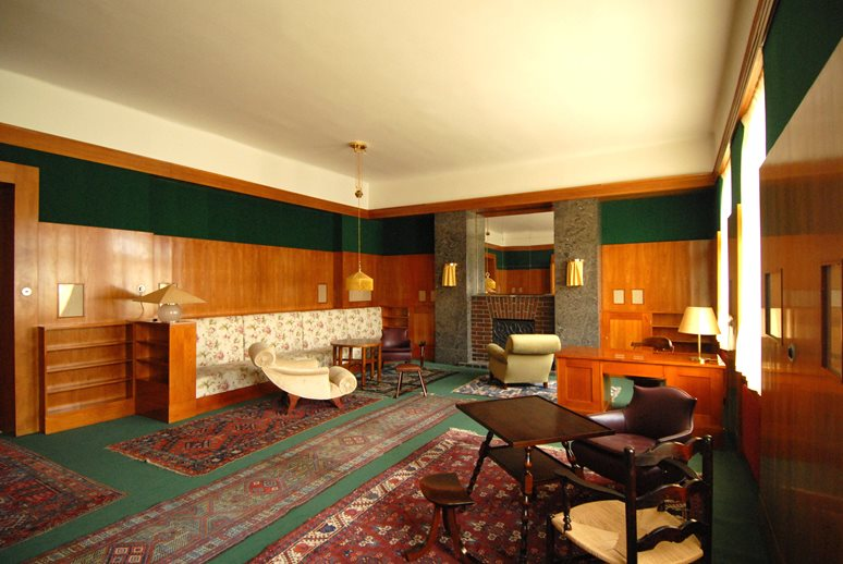 The Adolf Loos Interiors in Plzeň – Apartment at Klatovská 12