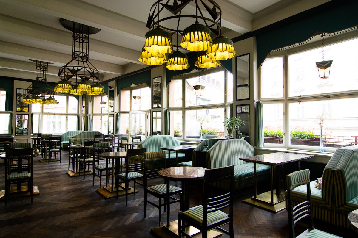 Prague - Grand Cafe Orient