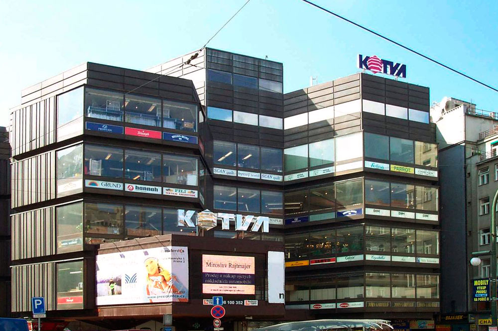 Kotva department store