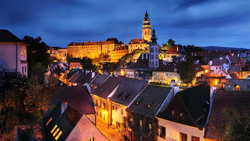 Discover a true gem among the UNESCO monuments – Český Krumlov