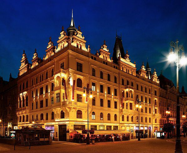 Kings Court Hotel in Prague