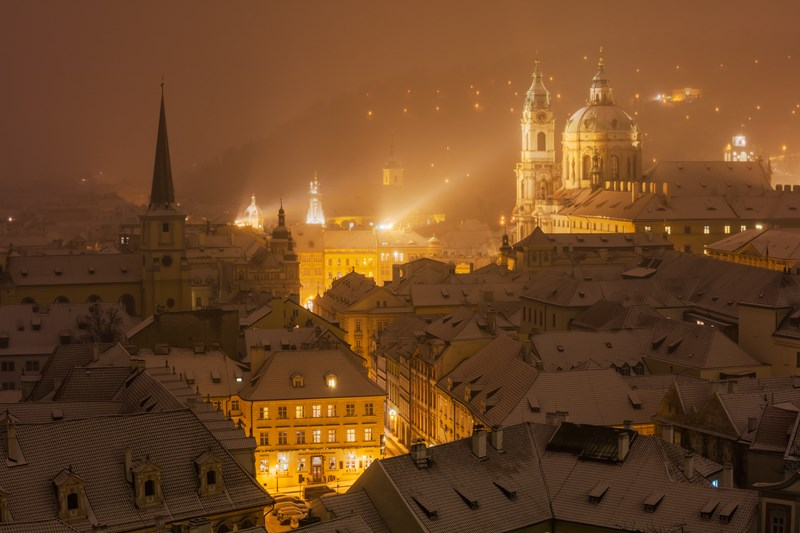 Prague - the City of Romance