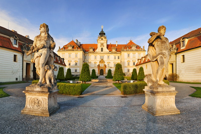 News at Czech Castles