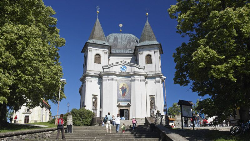 Hostýn - Basilica of the Assumption of the Virgin Mary