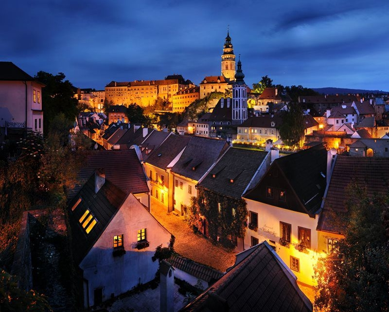 Tourists to Czech Republic increasing