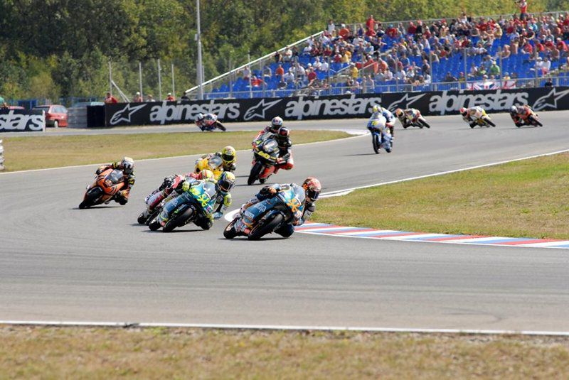 The Motorcycle Grand Prix Brno is one of the largest sporting events in the country.