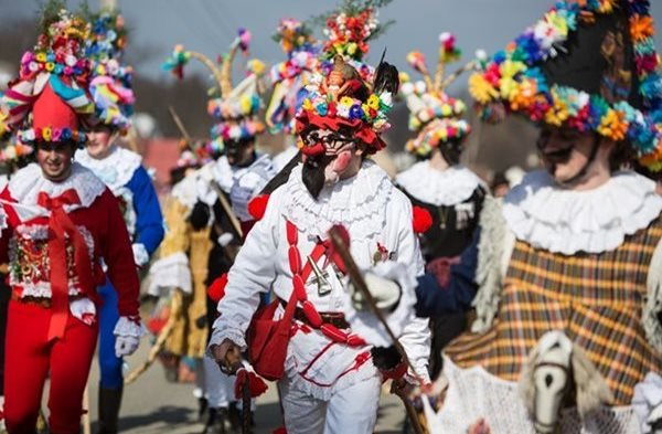 In the Czech Republic the Masopust traditional carnival is beginning, enjoy the masked processions or the Bohemian festival