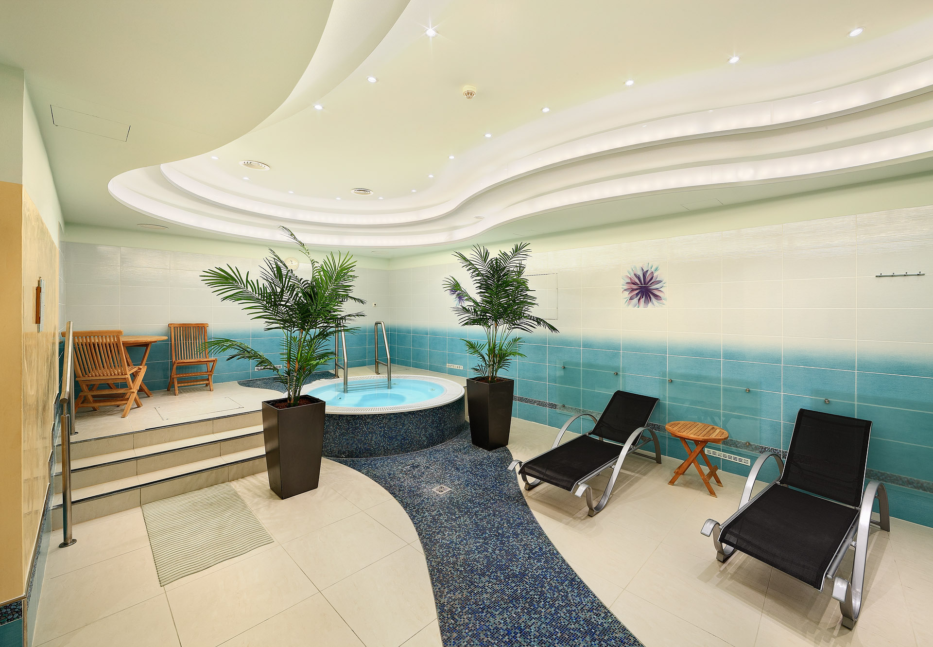 Wellness in Hotel Paříž