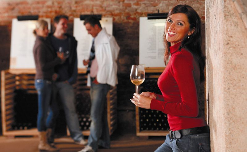 Valtice - Wine Salon of the Czech Republic