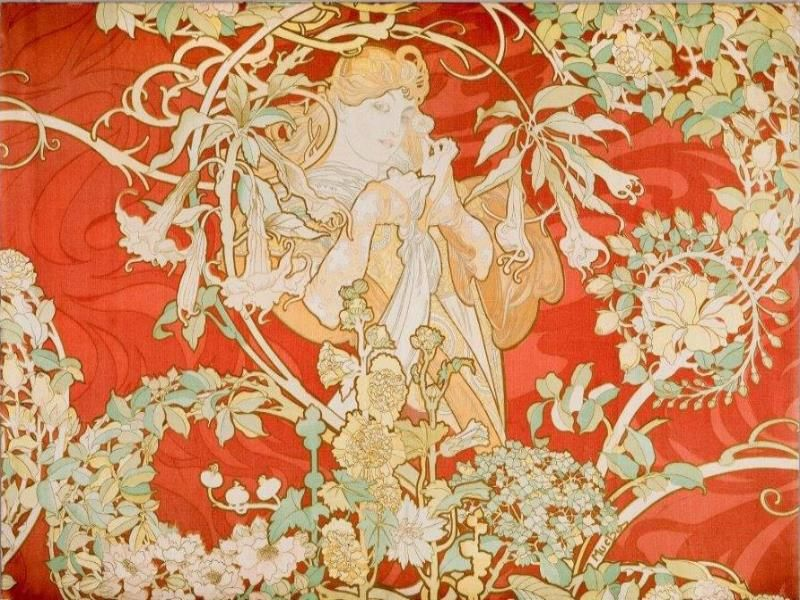 Exhibition of Art Nouveau – Vital Art 1900 in Prague