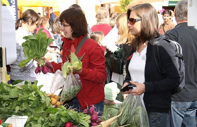 The Popularity of Farmer's Markets in the Czech Republic Is Increasing