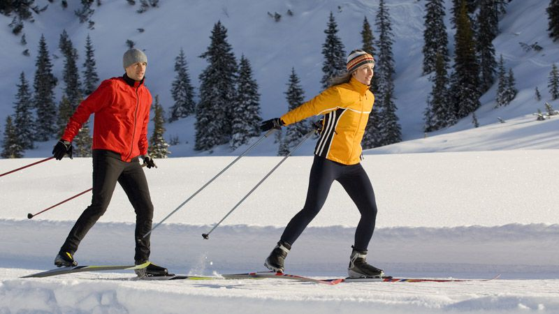 Králicko - cross-country skiing