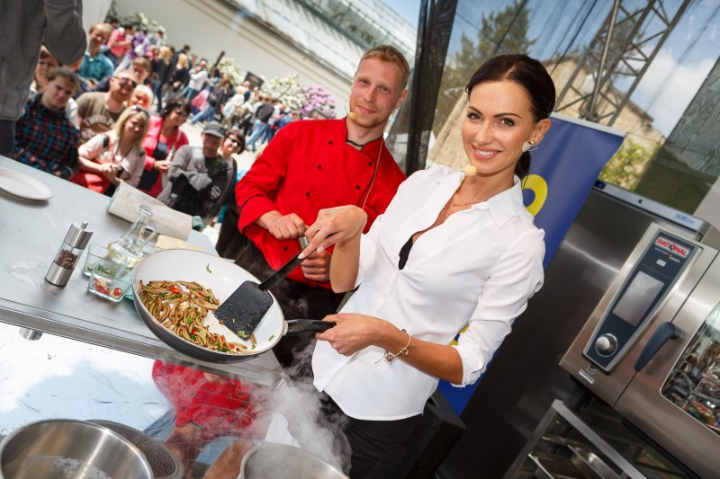 The festival of good food and drink in Moravia.