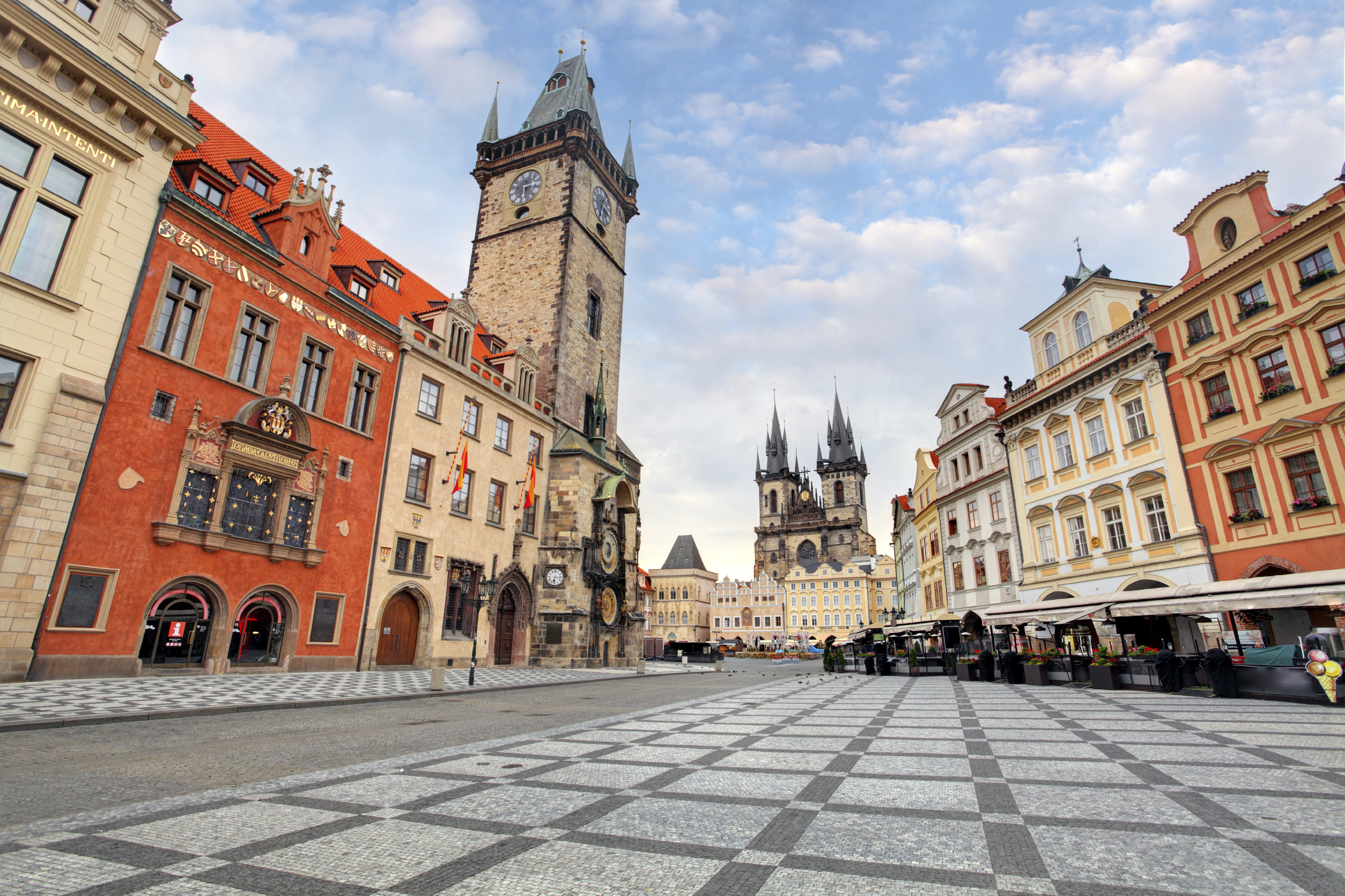 Wandering through Prague with Charles IV