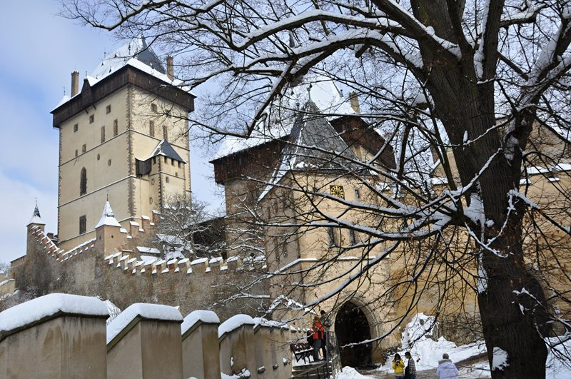 Enjoy the Winter Season at Czech Castles and Chateaux
