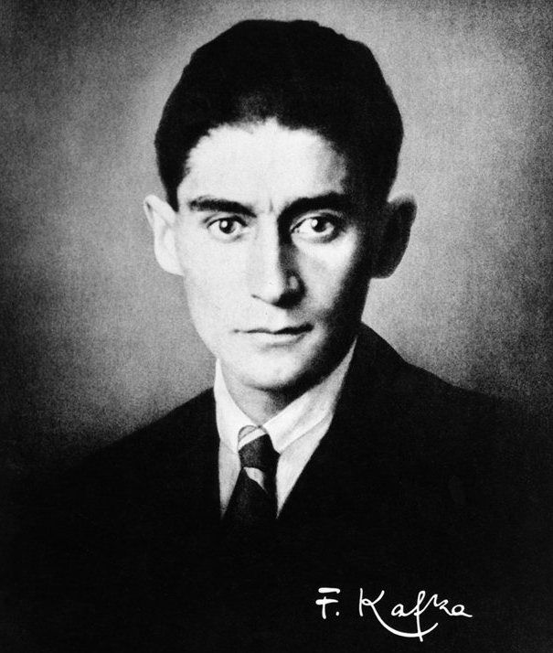 Franz Kafka (1883–1924), the Czech author of German-language novels The Trial, The Castle and Amerika, is one of the most important figures of 20th century world literature.