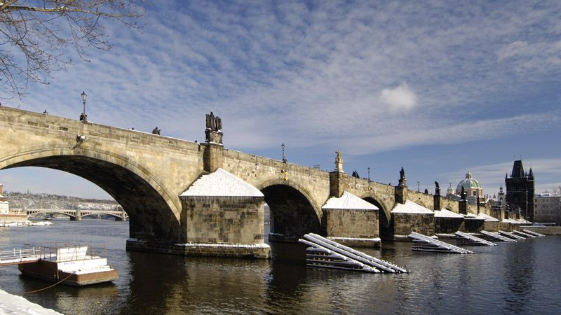 Le pont Charles