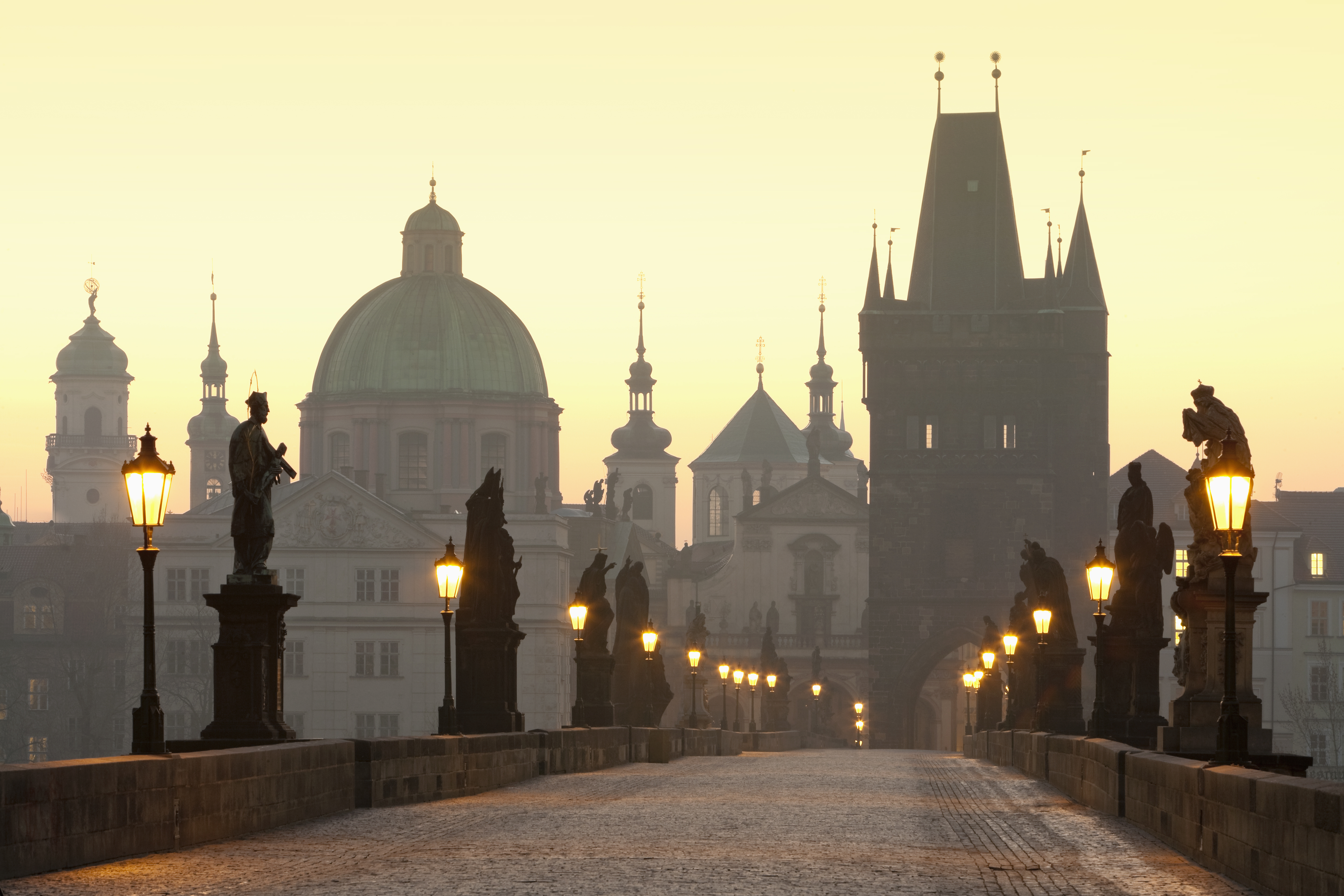 Charles IV: Architectural Legacy and Modern Urban Environment