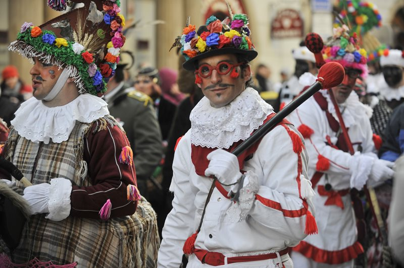 Czech Carnivals in full getup-and-go!