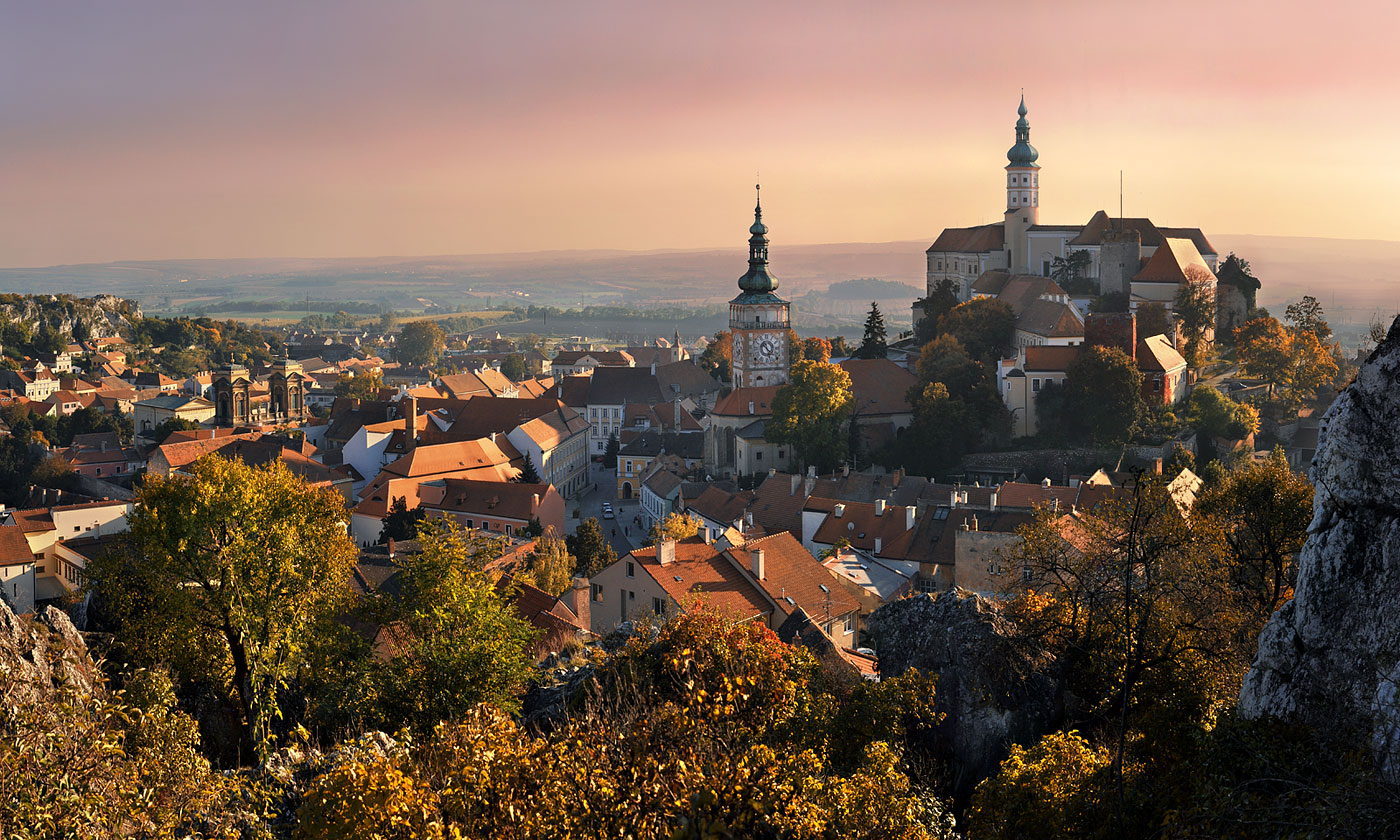 The view on Mikulov