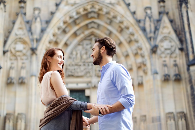Experience your romantic story in the Czech Republic