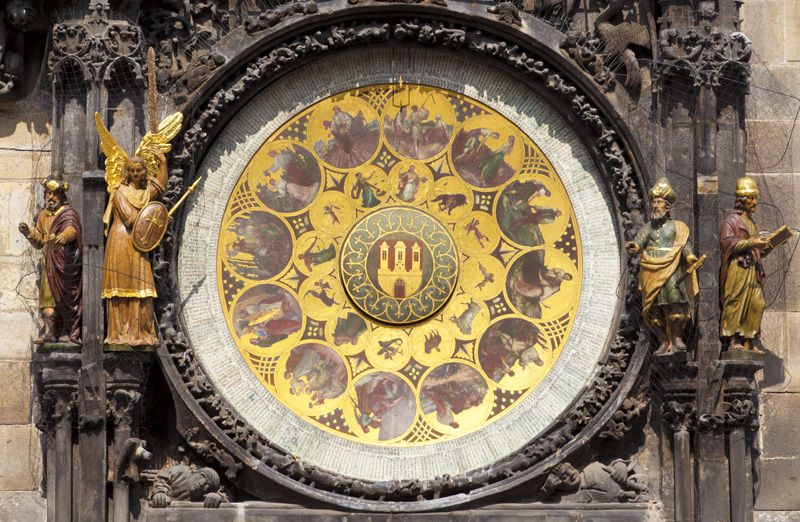Old Town Square - Astronomical Clock
