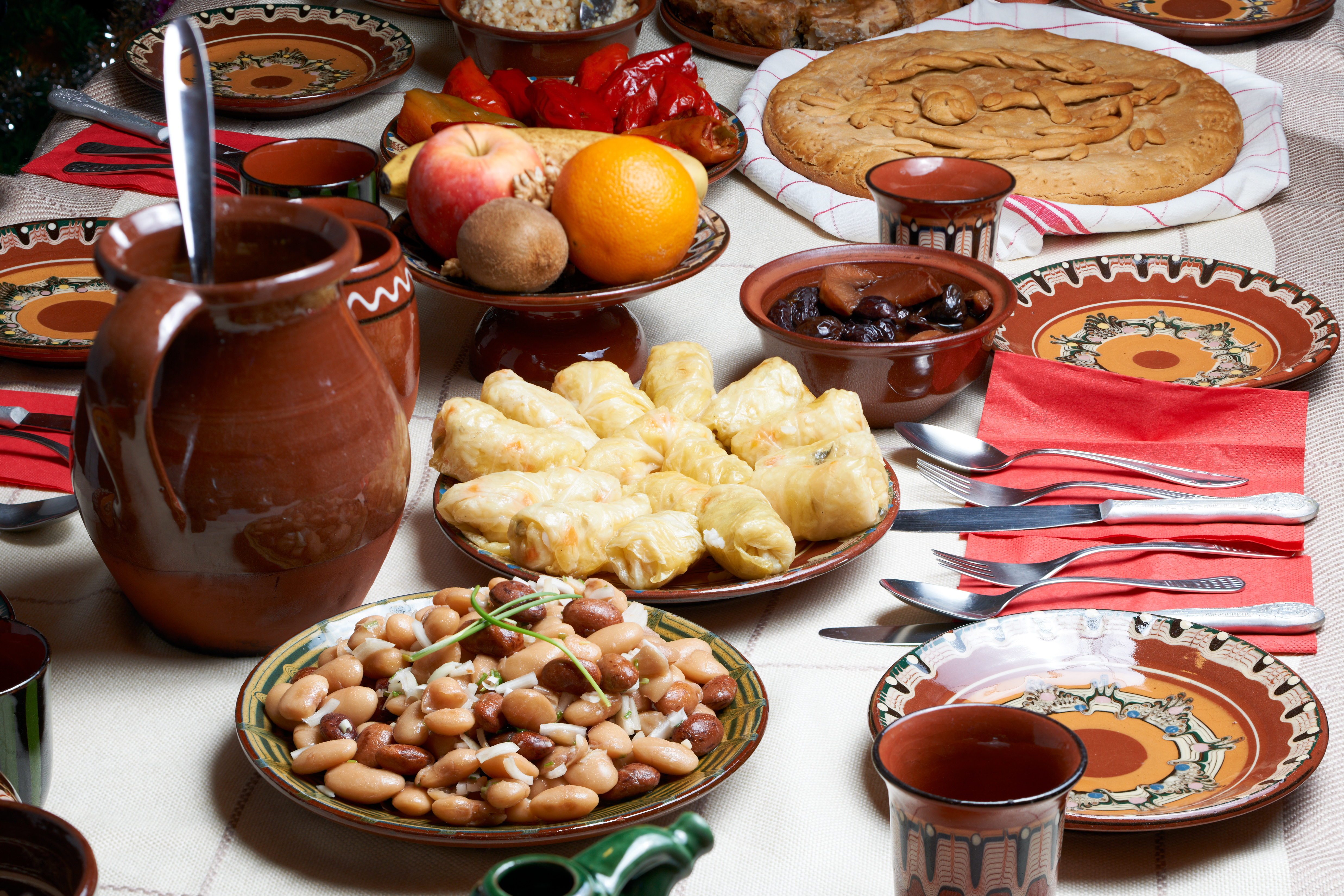 A gastronomic festival in Mikulov offering ethnic cuisine and wines.