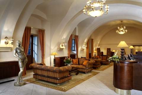 Lindner Hotel Prague Castle*****
