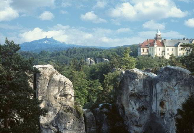 Fairytale Region of Rock Towns and Vantage Points