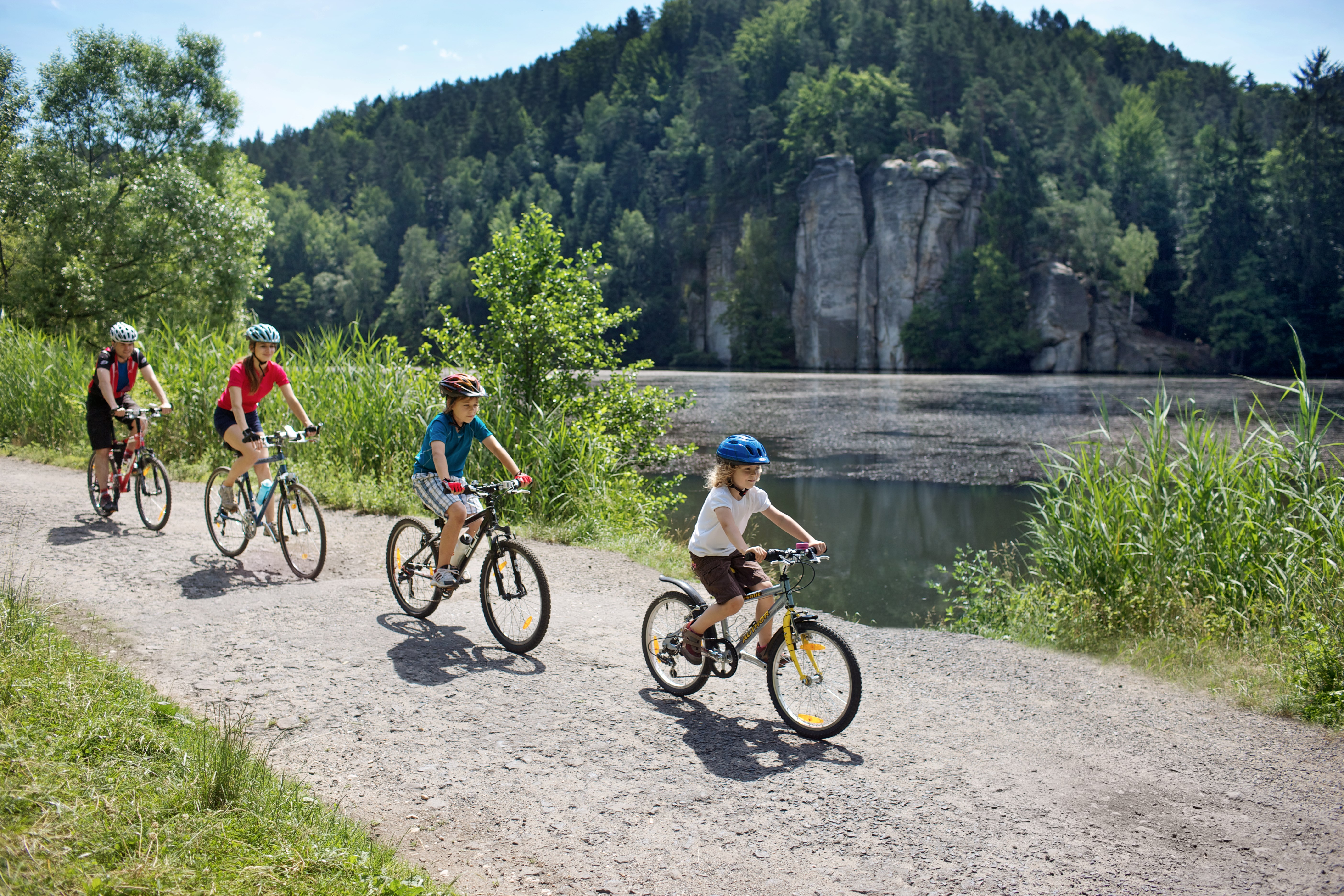 The special ticket for summer, cycling trains and nostalgic excursions.