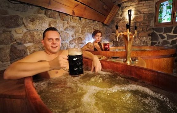 Czech republic beer and wine spas for Best spa in prague