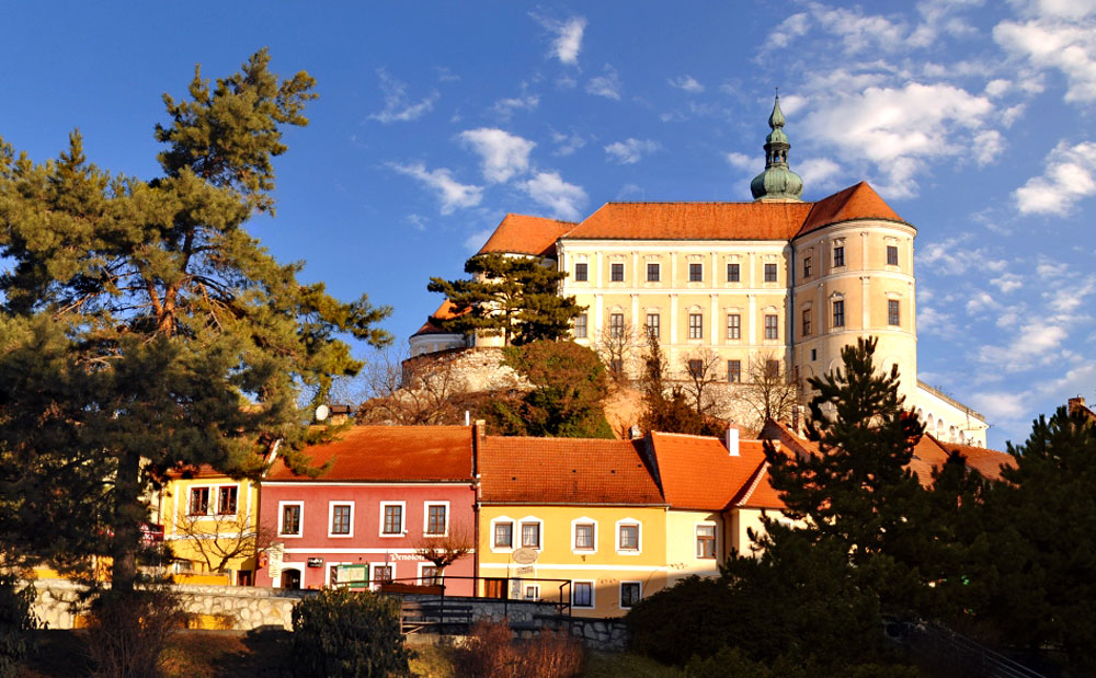 Chateau in Mikulov