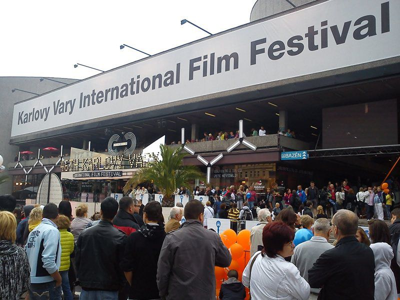 International film festival in Karlovy Vary