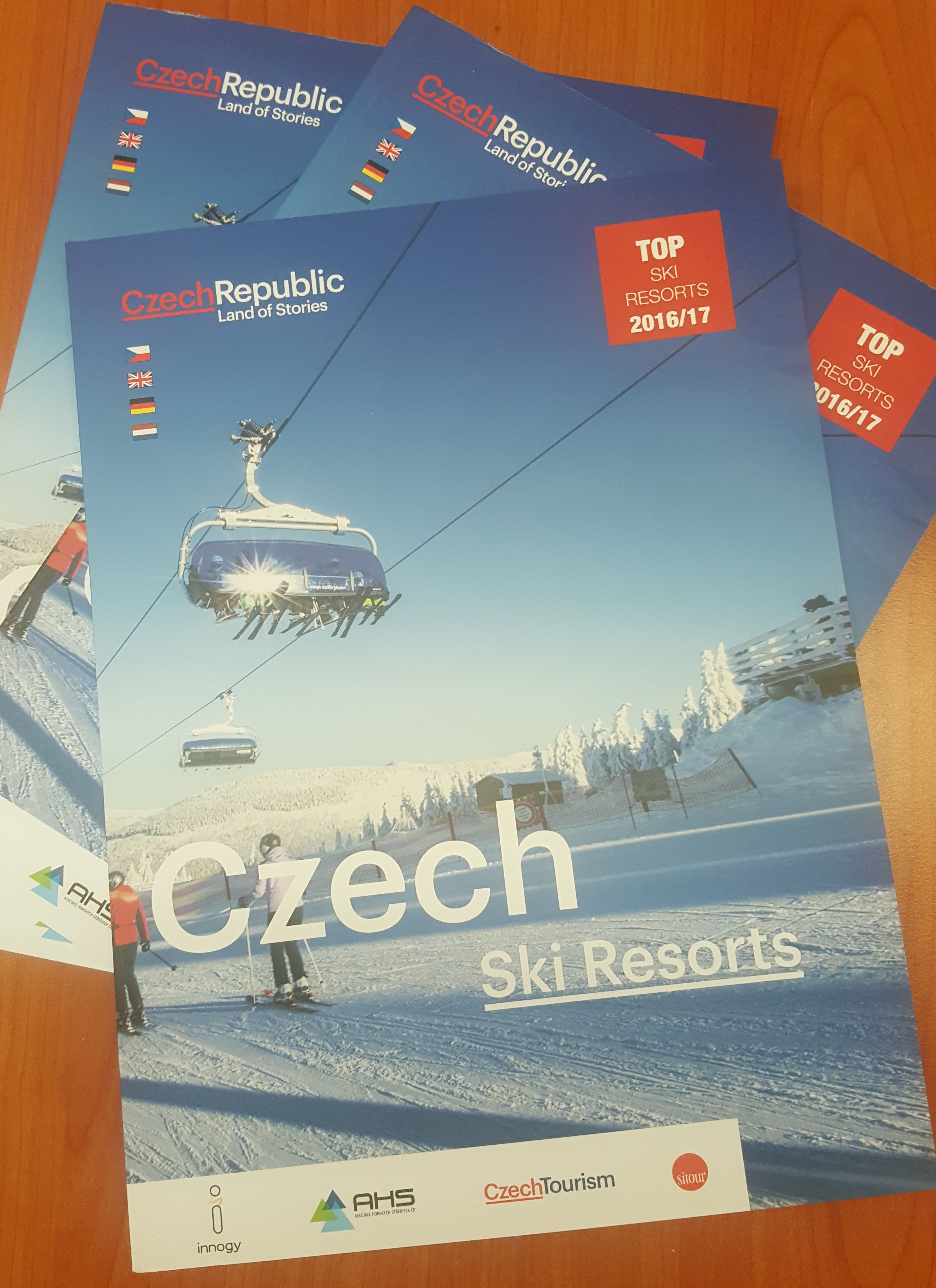 Alle Tsjechische skiresorts in éen gids