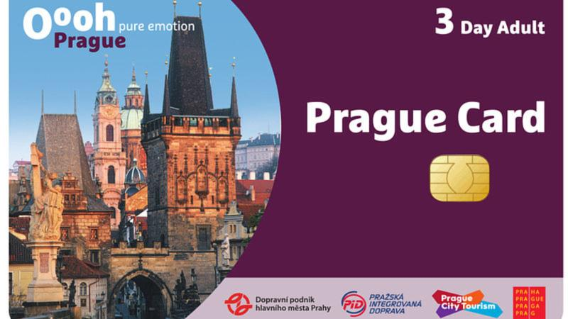 Prague Card: una carta, tanti servizi!