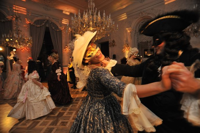 Magnificent Baroque Night in Masks