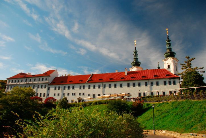 Discover the treasures of the Strahov Monastery!