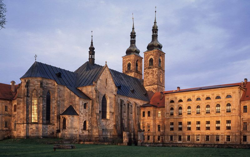 Teplá - Premonstratensian Monastery