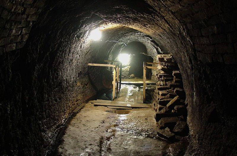 The Slavonice underground: an adventurous walk under the cobblestones of the town