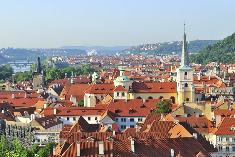 Czech republic lesser town for Hotel mala strana prague