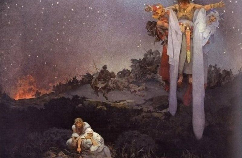 Mucha's Slav Epic Prague