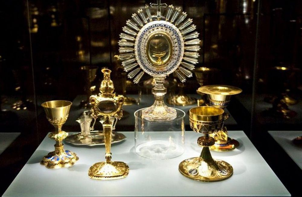 The Treasure of St. Vitus Cathedral