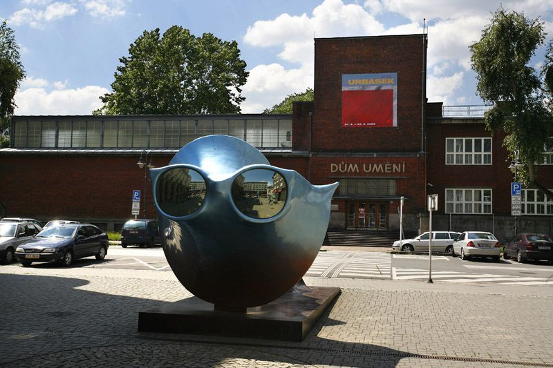 Ostrava Gallery of Fine Art