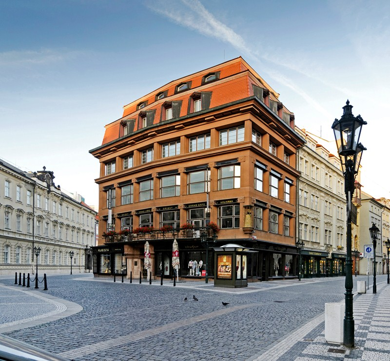 Cubism in architecture – thoroughly Czech, peculiar, new and fresh.
