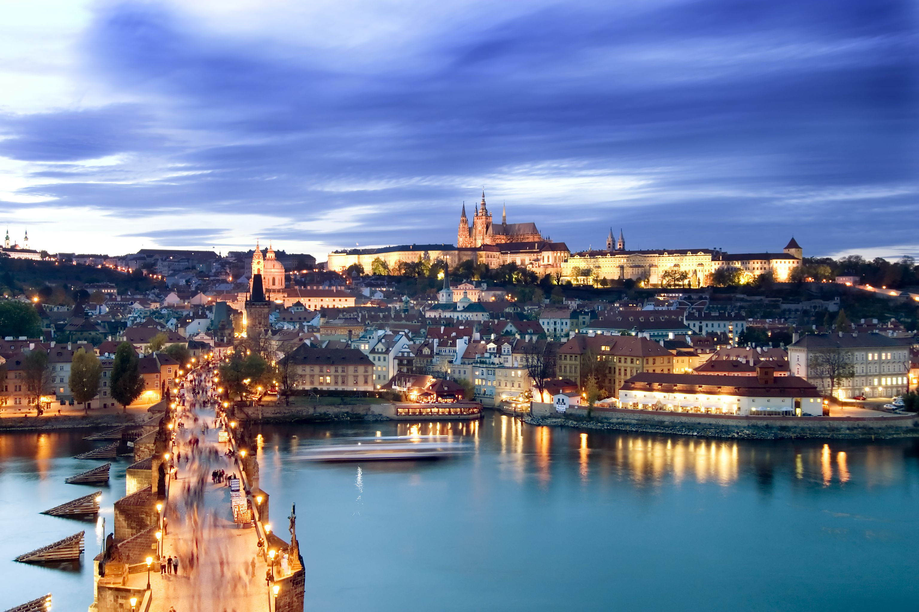Czech Tourism works with the travel industry professionals to maximize opportunities for developing new itineraries and products featuring the Czech Republic.